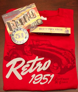 Retro 51 Giveaway Goodies | by GourmetPens