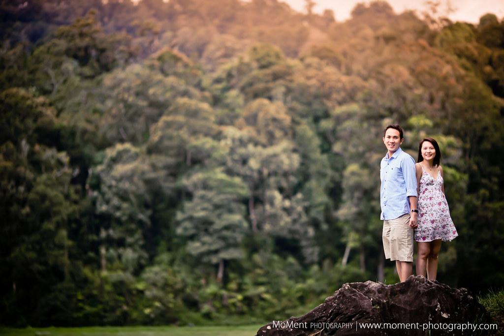 Thomas And Kelly Prewedding Bandung Www Moment Photogra Flickr