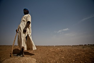 Ahmed Di Ba, herder in Mauritania | by Oxfam International