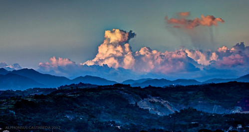 """blue sunset orange mountains yellow clouds high view dynamic martin philippines hills range hdr province antipolo castaneda alphonsus """"flickraward5"""" """"flickrawardgallery"""" alphonsuscastaneda phons08194"""