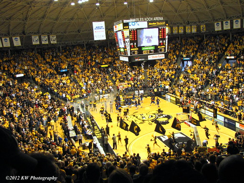 Here Come the Shockers!