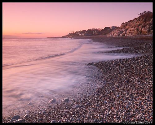 beach sunrise ma coast waves marblehead massachusetts nikond50 justinsmith leefilters nikon1735mmf28 justinsmithphotocom