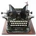 Oliver 5 standard typewriter