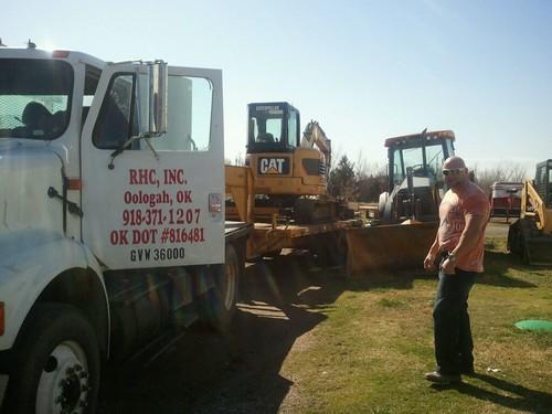 RHC Inc. Truck