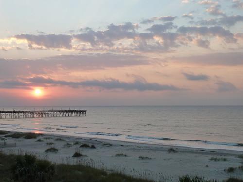 Beach sunset 1 | by alana sise