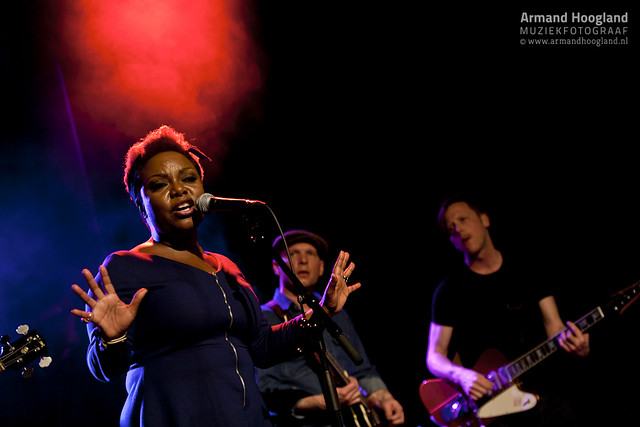 Lefties Soul Connection ft. Michelle David @ Manifesto, Hoorn