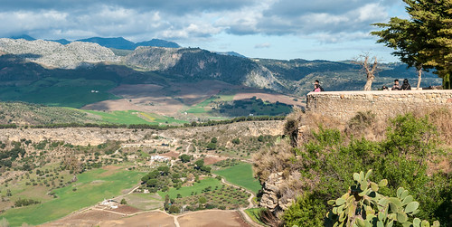 View from Ronda | by Anna & Michal