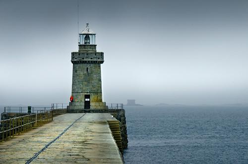 Lighthouse Rock   by skipnclick