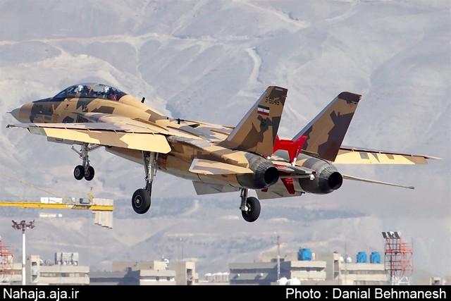 Islamic Republic of Iran Air Force  Grumman F-14 Tomcat