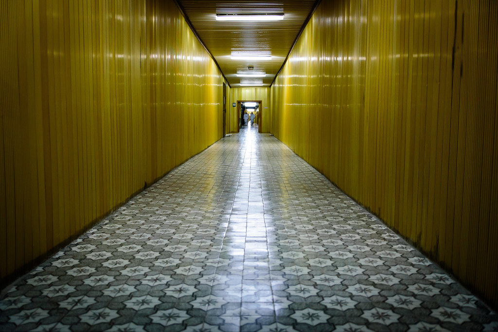 65. The Golden Corridor - Chernobyl Nuclear Power Plant ...
