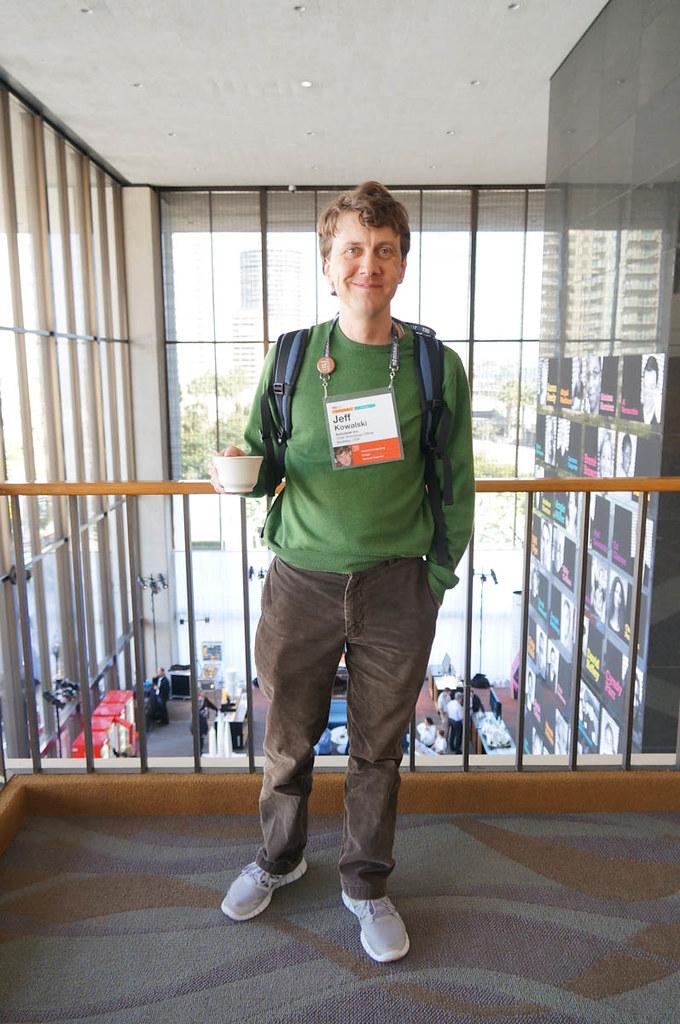 TED 2012 -Autodesk Chief Technology Officer Jeff Kowalski