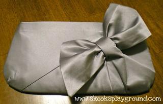 Fancy Bow Clutch Purse | by SkooksPlayground