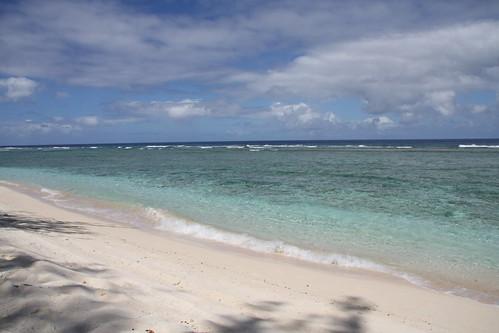 Ritidian Beach   by happyfish70