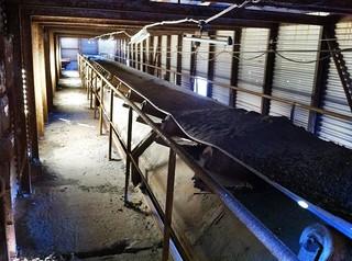 sleeping conveyor belt   by radioross