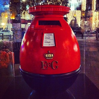 The Fabergé big egg hunt, Carnaby Street, London W1   by lucabelletti