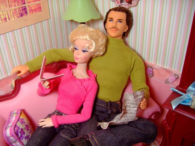 Priscilla & Flynn Valentine's Day #1