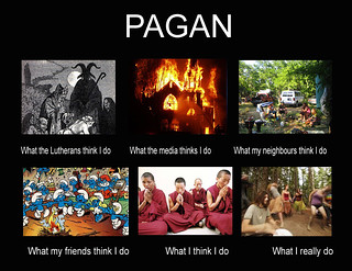 pagan | by andres musta