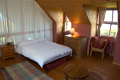 Bedroom 5 at Dunmanus House