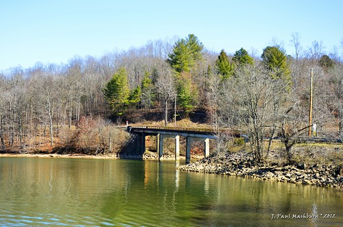 bridge tennessee roanecounty caneyfordbridge