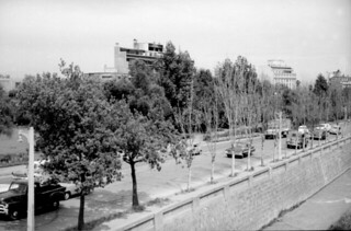 la costanera en Providencia 1962
