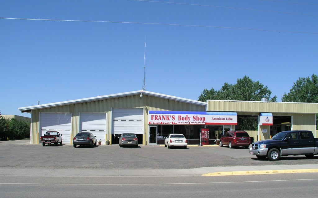 Franks Body Shop >> Frank S Body Shop Miles City Frank S Body Shop Towing A