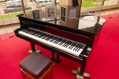 Piano Yamaha | by zigazou76