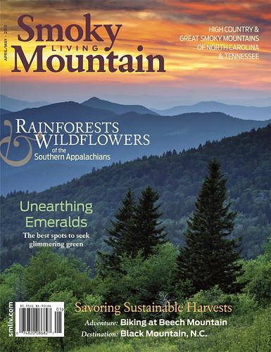 mountain magazine living nc published north cover carolina smoky publish covershot sml