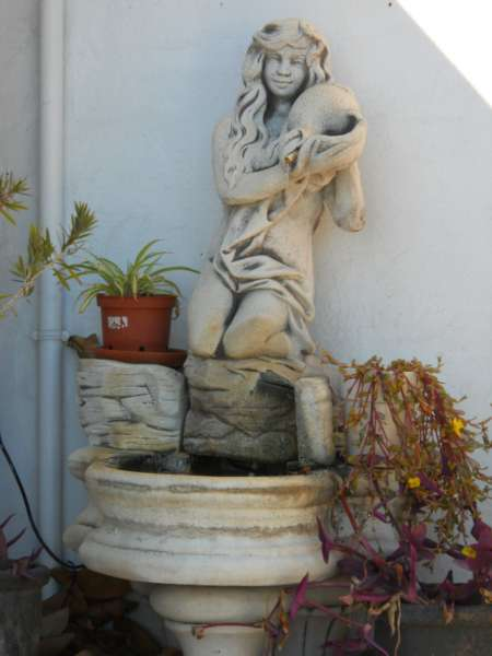 Fuente de jardin Lanzarote v1