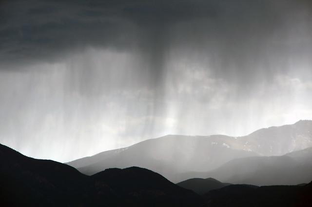 Vertical Rainstorm Streaks (Frontal Rainfall), Front Range, Colorado Springs, Colorado, June 12, 2016 1 bpz full (In Explore)
