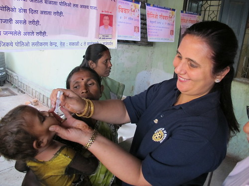 National Immunisation Day 19th Feb 2012 | by Rotary Club of Nagpur