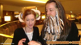 CardBeard*Con Cross Promotes