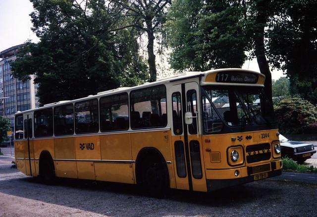 VAD bus 3344 Amersfoort NS