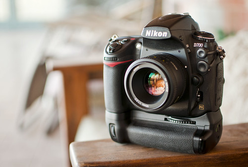 New Camera!   by Otis Blank