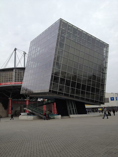 The Messe Fairground (Messegelände Hannover) | by alexandra666