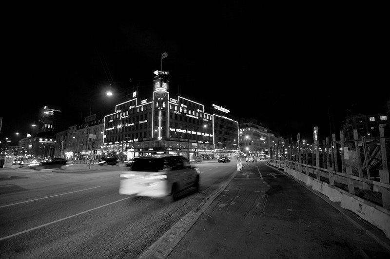 copenaghen by night