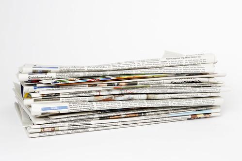 Zeitungen | by Tim Reckmann | a59.de