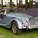 Gawsworth Hall Classic Car Show
