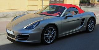 2013 Porsche Boxster 981