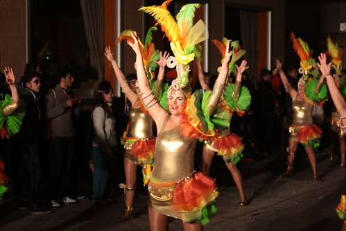 Carnaval 2012 - Calafell playa | by Marie-Paola Bertrand-Hillion