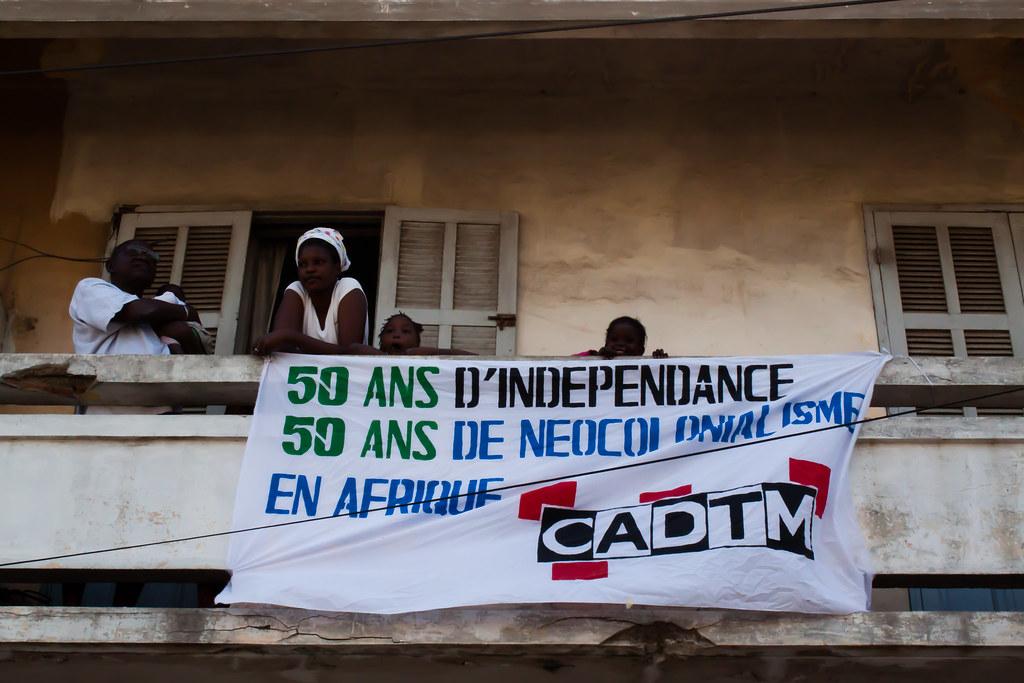 50 anys d'independència, 50 anys de neocolonialisme