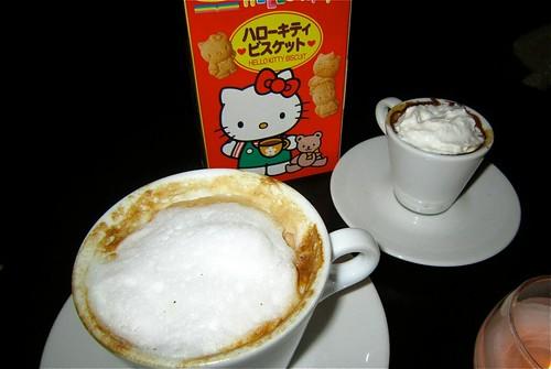 Nutella lattes ―because