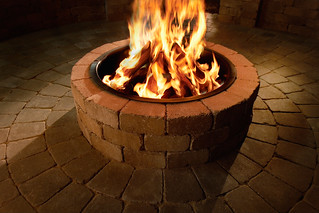 Compact Fire Ring (Fire) | by Necessories-Kits
