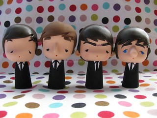 The Beatles versão Tititoon! | by Patricia Tiyemi ^.^
