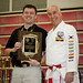 Sat, 02/25/2012 - 09:28 - Photos from the 2012 Region 22 Championship, held in Dubois, PA. Photo taken by Ms. Leslie Niedzielski, Columbus Tang Soo Do Academy.  2012 Hall of Fame - Instructor of the Year.  Thomas Marker, Columbus Tang Soo Do Academy.