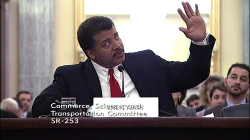 Tyson's space exploration Senate hearing testimony | by Zepfanman.com