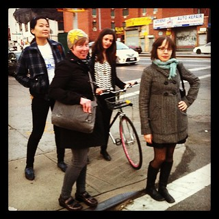 Zine Girl Army reunited and on the march! | by killerfemme