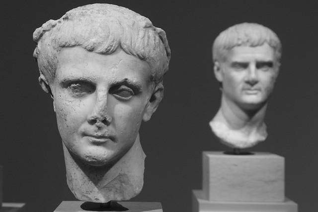 Druso Maggiore e Marco Vipsanio Agrippa