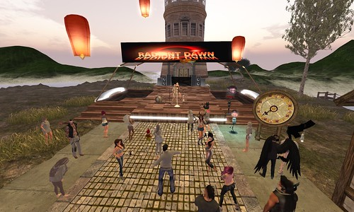 RADIANT DAWN GRAND OPENING WITH OBLEE LIVE - THANKS FOR THE INVITE, XIOLA LINDEN! | by ▓▒░ TORLEY ░▒▓