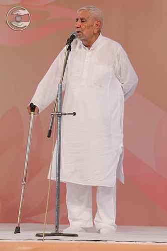 Vice-President CPAB SNM, K.R. Chadha expresses his views