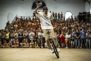 Bike Days 2016 – BMX Flatland – Final – Matthias Dandois | by Bike Days Schweiz